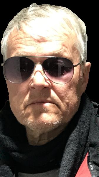 Andre Pienaar Headshot